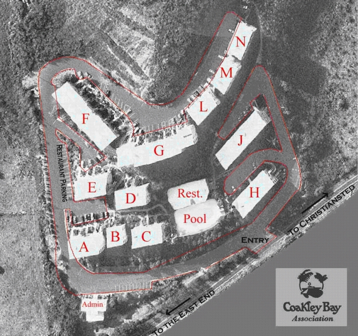 Coakley Bay Site Plan